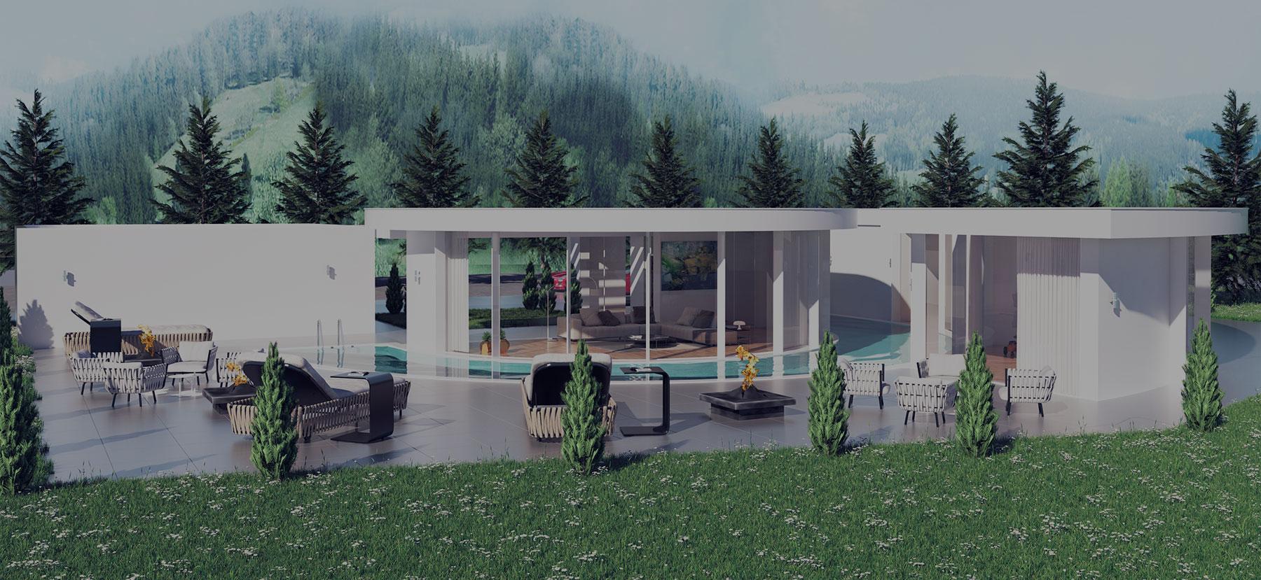 Moderne Fertighäuser   House Dreamers   Designer Fertighaus